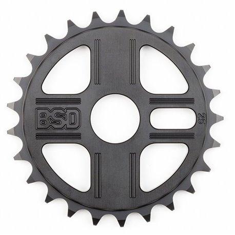 Звезда BSD TBT 25t черный