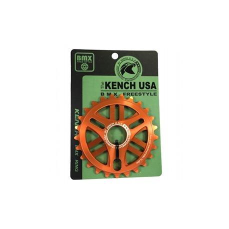Звезда KENCH 6mm 25T CNC оранжевый