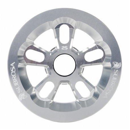 Звезда BMX Subrosa Magnum Bash 25T серебрянный