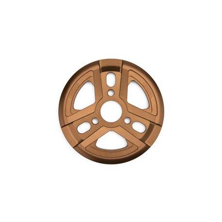 Звезда BMX Cinema Reel с защитой бронзовый 28T