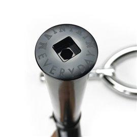 Проставочные кольца для рулевой KINK 2-5-10 мм (3шт) матовые черные