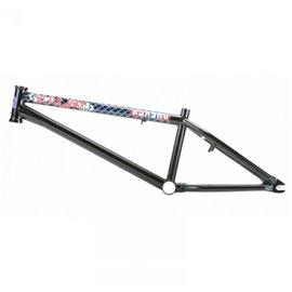 Вилка BMX KINK Stoic 20мм хром