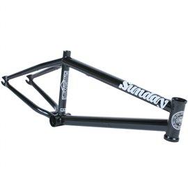 Вилка BMX KINK Stoic 15мм черная