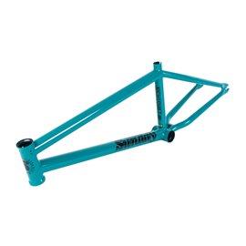 Велосипед BMX WeThePeople CRS 20.25 матовый черный 2019