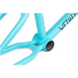 "Велосипед KINETIC 27,5"" VESTA 15,5"" белый"