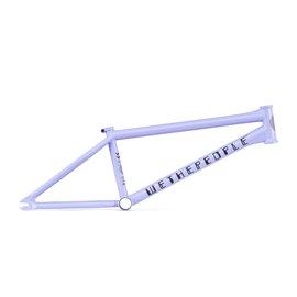 Седло BMX Stolen Fast Times XL FAT Pivotal белон с черным