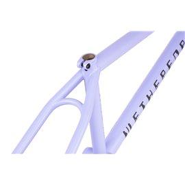 Stolen Fast Times XL FAT Blue Pivotal BMX Seat