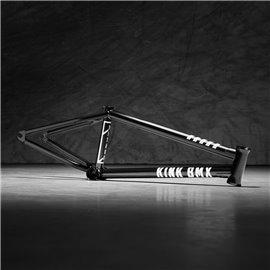 Рама BMX Kink Titan 2 20.75 черная