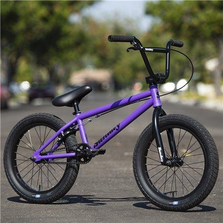 MANKIND Nexus XL 21 black 2019 BMX bike