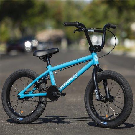 PREMIUM Stray Matte Black 2019 20.5 BMX Bike