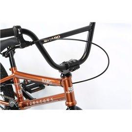 Рулевая BMX Cinema Lift Kit черная